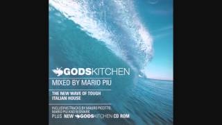 Mario Piu ‎-- Godskitchen (Full Album)