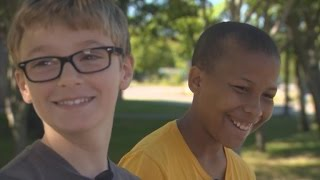 Fifth Grader 'Grateful' He Could Save Choking Friend with Heimlich Maneuver