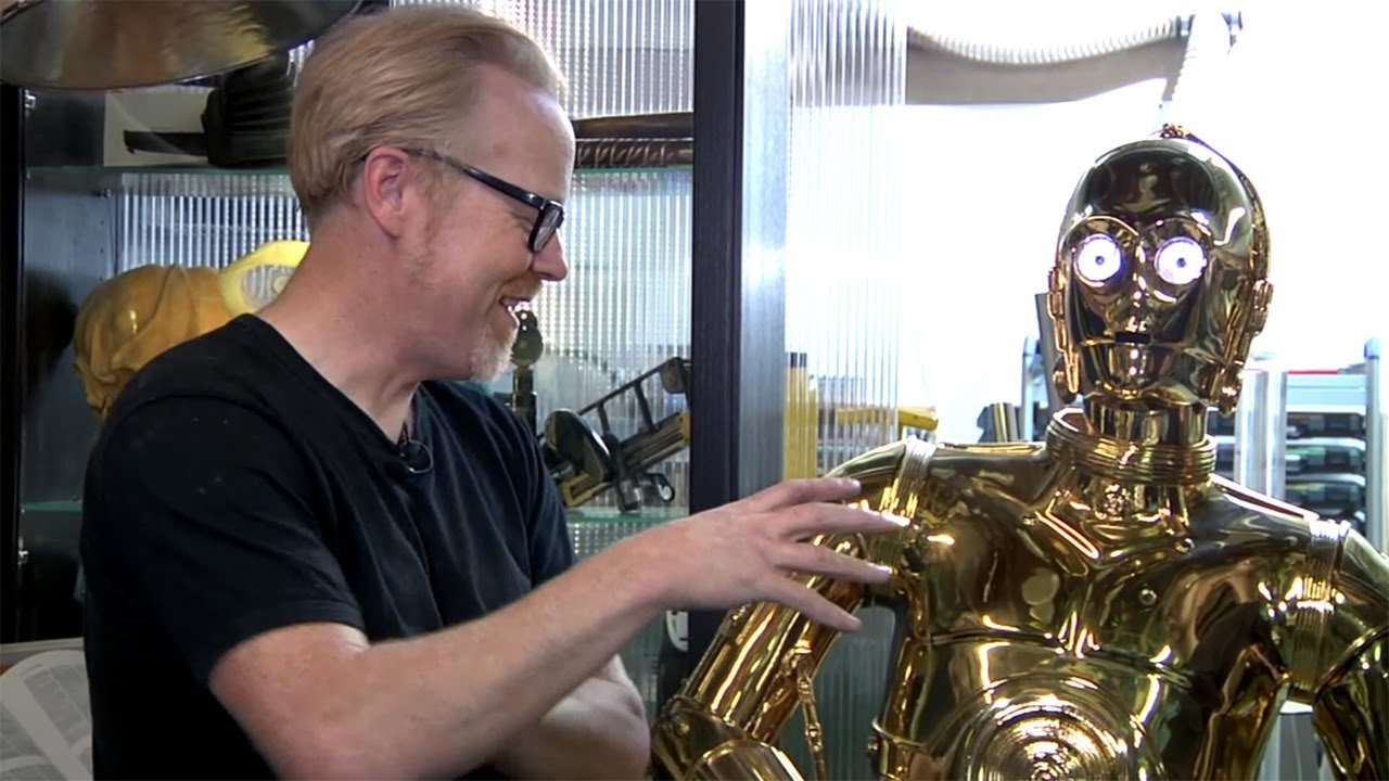 adam savage вики