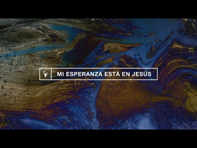 Mi Esperanza Esta En Jesus (Living Hope) - Bethany Wohrle | Bethel Music En Espanol