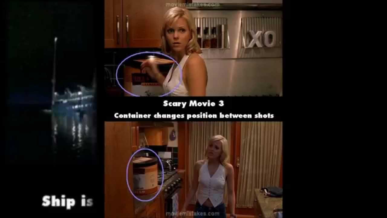 biggest movie mistakes of all time old and new