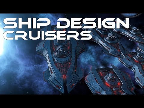Stellaris 2.0.2 - Ship Design - Cruisers