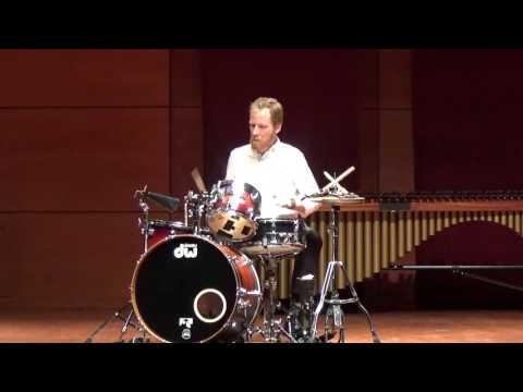 West African Drum Set Suite