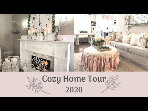 COZY HOME TOUR 2020 | FRENCH COUNTRY FARMHOUSE