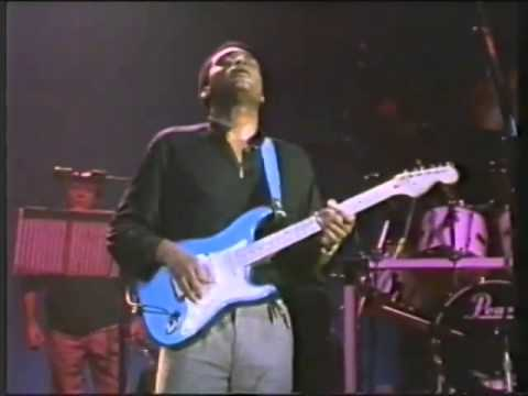 Robert Cray - The Last Time (I Get Burned Like This)