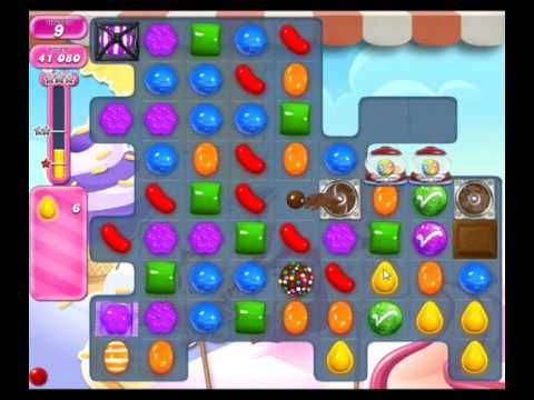 Candy Crush Saga Level 2328 - NO BOOSTERS