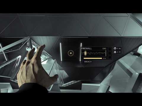 M9 Server / Data Towers Puzzle guide - Deus Ex: Mankind Divided