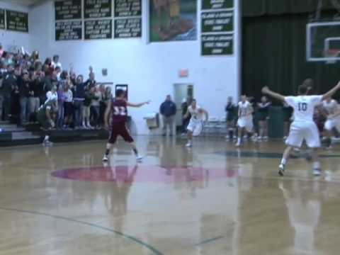 Washington Academy vs. Old Town boys highlights