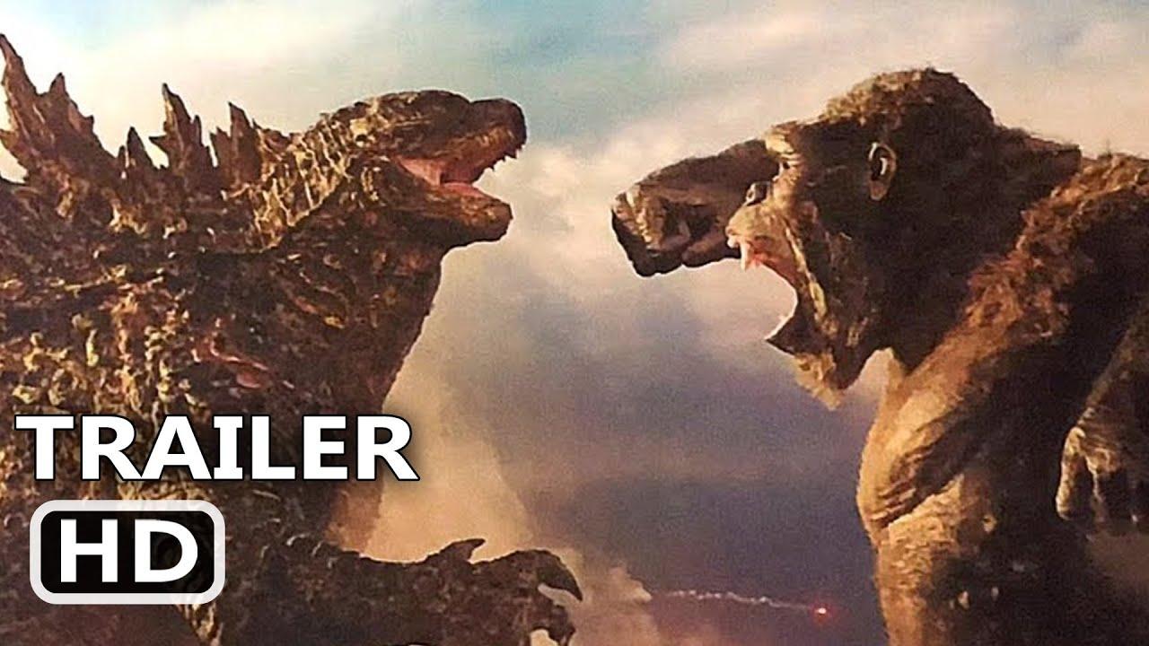 GODZILLA VS KING KONG Trailer Teaser (2021) Millie Bobby Brown, Action Movie
