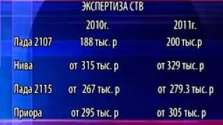 Экспертиза СТВ - Отечественные авто 02.02.11(, 2011-09-05T20:07:54.000Z)