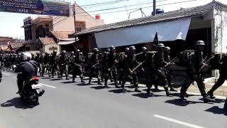 Lagu TNI Pusdikpassus Batujajar