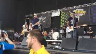 Saves The Day - Tomorrow Too Late - 7.3.14 (Live @ Warped Tour in Indianapolis)