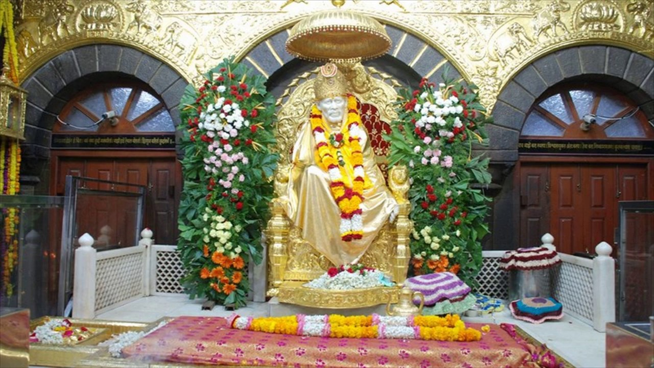 Image result for Sai Baba temple Shirdi
