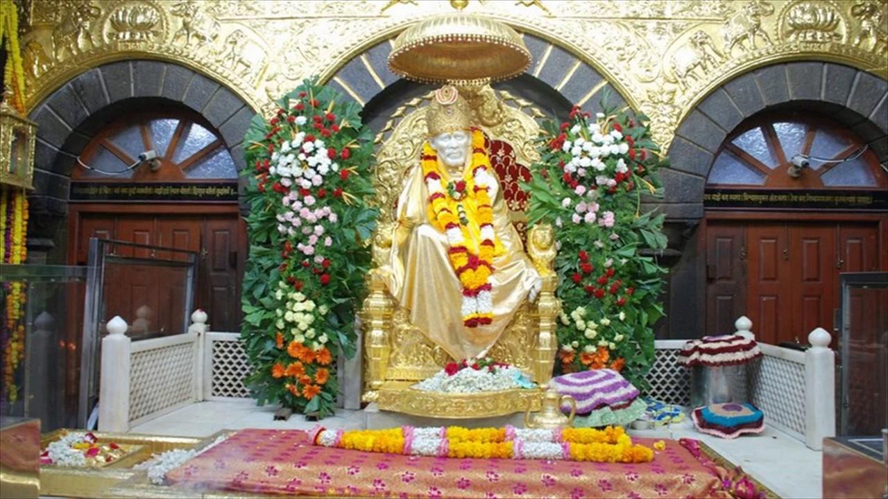 Image result for Sai Baba temple Shirdi