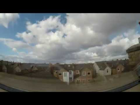 Nottingham Time Lapse - City landscape - Out of the kitchen
