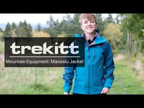 Inside Look: Mountain Equipment Womens Manaslu Jacket