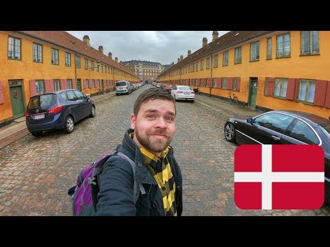 BACK IN COPENHAGEN! | Østerport, The Little Mermaid, & More! | Denmark Travel Vlog