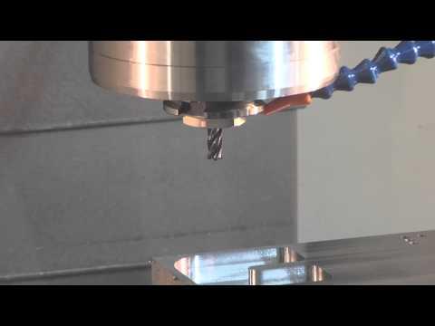 Hydrotech MKD-MQL Coolant Free Machining Demo