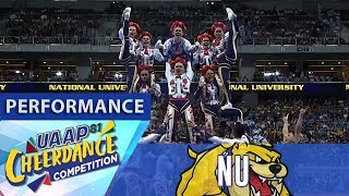 UAAP CDC Season 81: NU Pep Squad | Full Performance