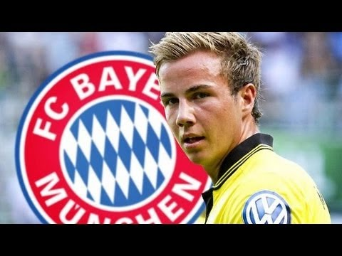 Mario Gotze Transfer Bayern Munich