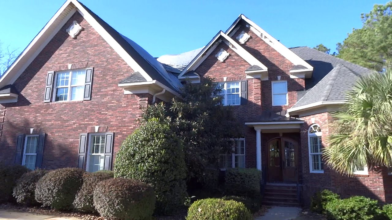502 Cartgate Circle (Outside and Downstairs)