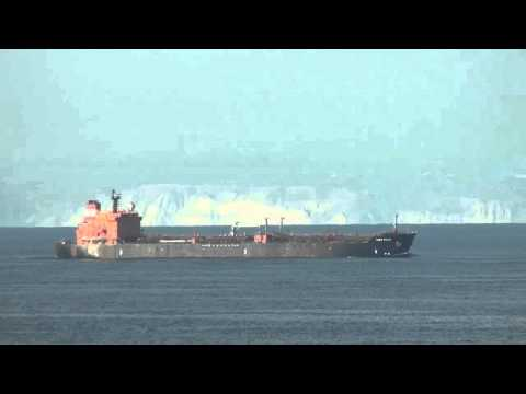 TORM RHONE OIL CHEMICAL SHIP VIDEO FOR MERCHANT NAVY