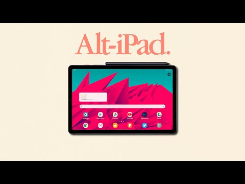 The Budget iPad Alternative 2020!