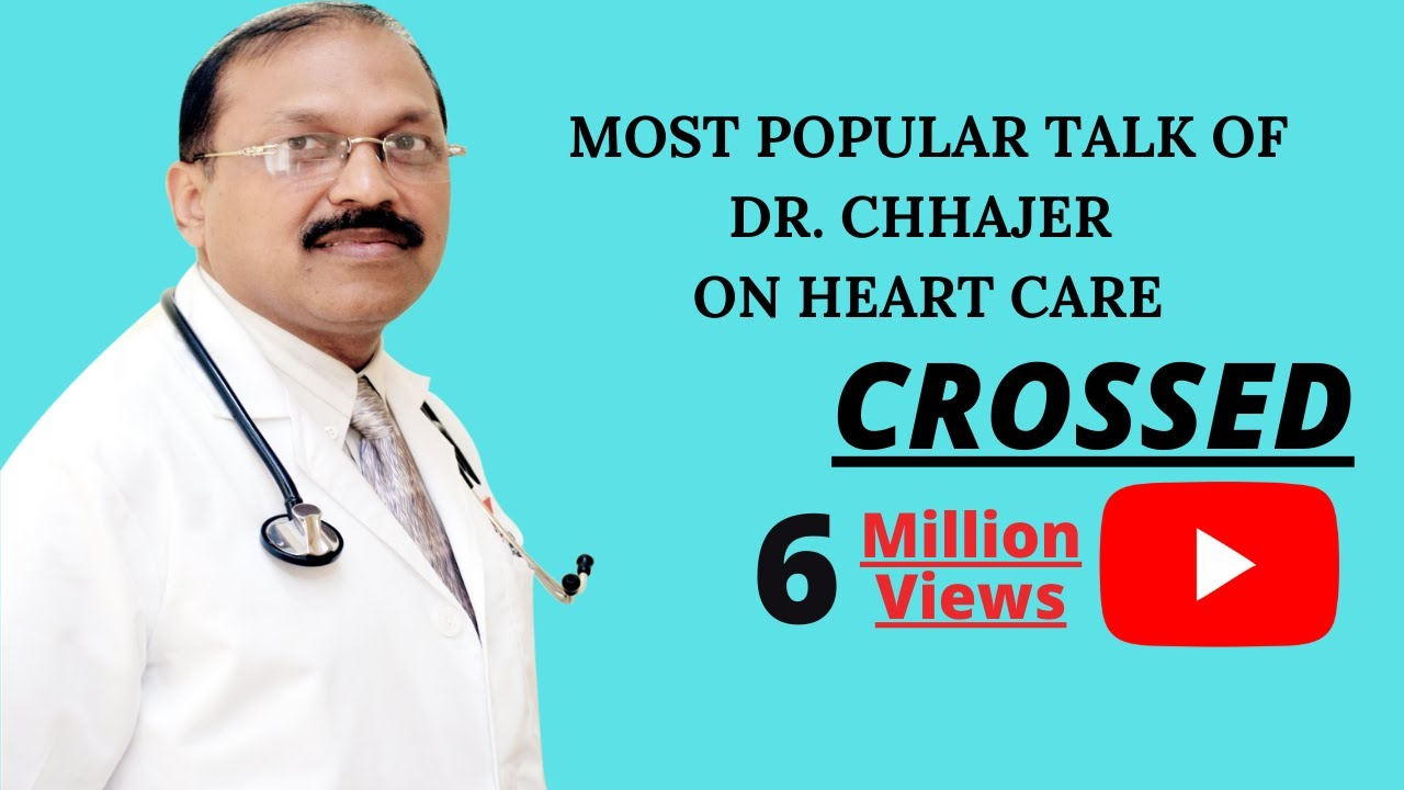 Download Most popular talk of Dr. Chhajer on Heart Care in Hindi | Saaol