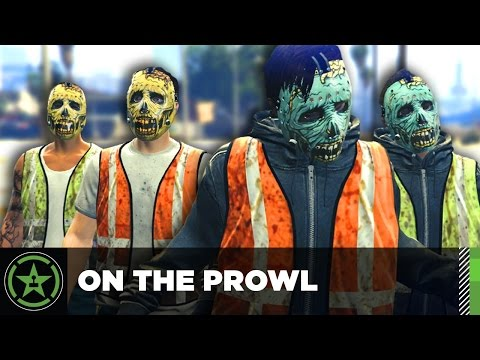 Let's Play: GTA V - On the Prowl