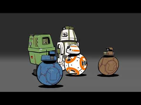 Star Wars - Aventuras do BB-8