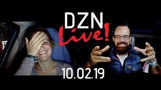 DZN live vom 10.02.2019