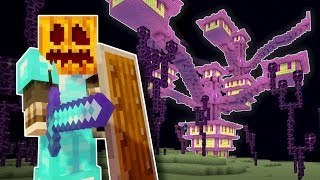 Defeating the Dragon & Finding End City! - Minecraft Multiplayer Gameplay