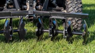 Disc Plow by Impact Implements   UTV   ATV   Octane Ridge