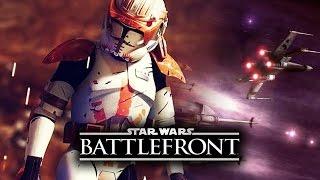 star wars battlefront ea clone wars dlc gameplay trailer parody