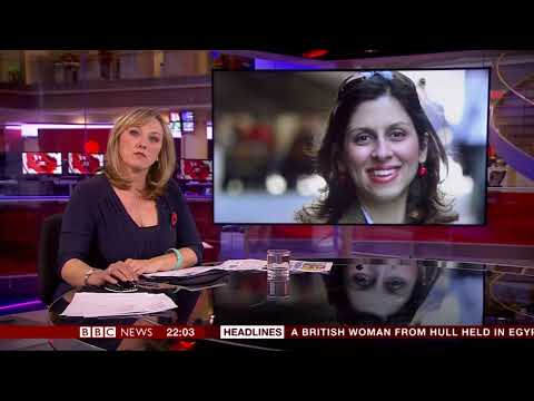 Martine Croxall BBC News November 11th 2017