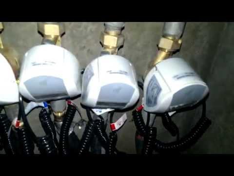 Индивидуальные приборы учета тепла в 4 корпусе