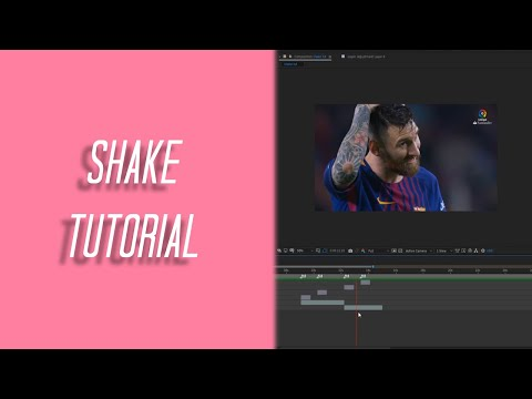 My Shakes!! // After Effects Shake Tutorial