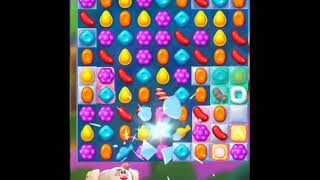 Candy Crush Friends Saga Level 743 - NO BOOSTERS 👩👧👦 | SKILLGAMING ✔️
