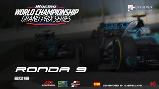 iRacing | WC Grand Prix 2018 | Ronda 9