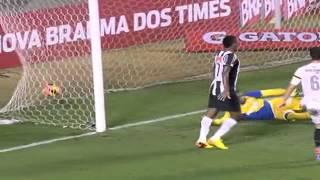 Atlético-MG 3 x 1 Santos - Melhores Momentos