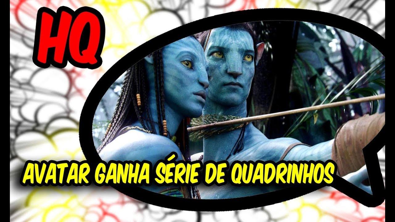 Avatar de James Cameron tornar série de quadrinhos | AniMiX