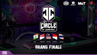 Circle of Champions Grand Finals 2018 | PUBG Finals from Battle Arena Malaysia thumbnail