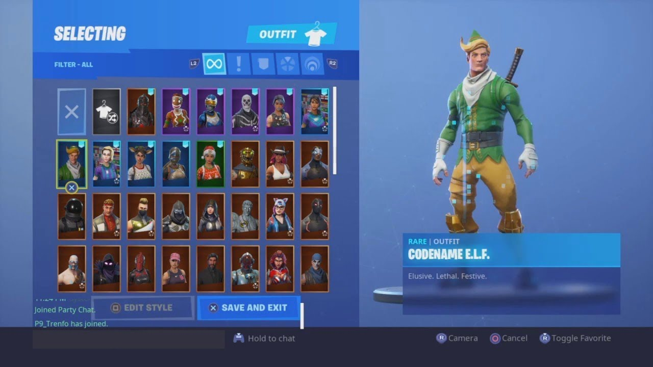 Free Stacked Fortnite Account Email And Password Youtube