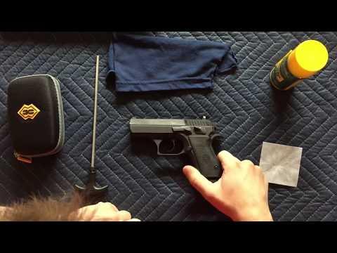 Take Apart And Clean Jericho 941fb 9mm Handgun