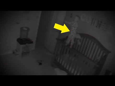 5 Scary Moments Caught On A Baby Monitor!