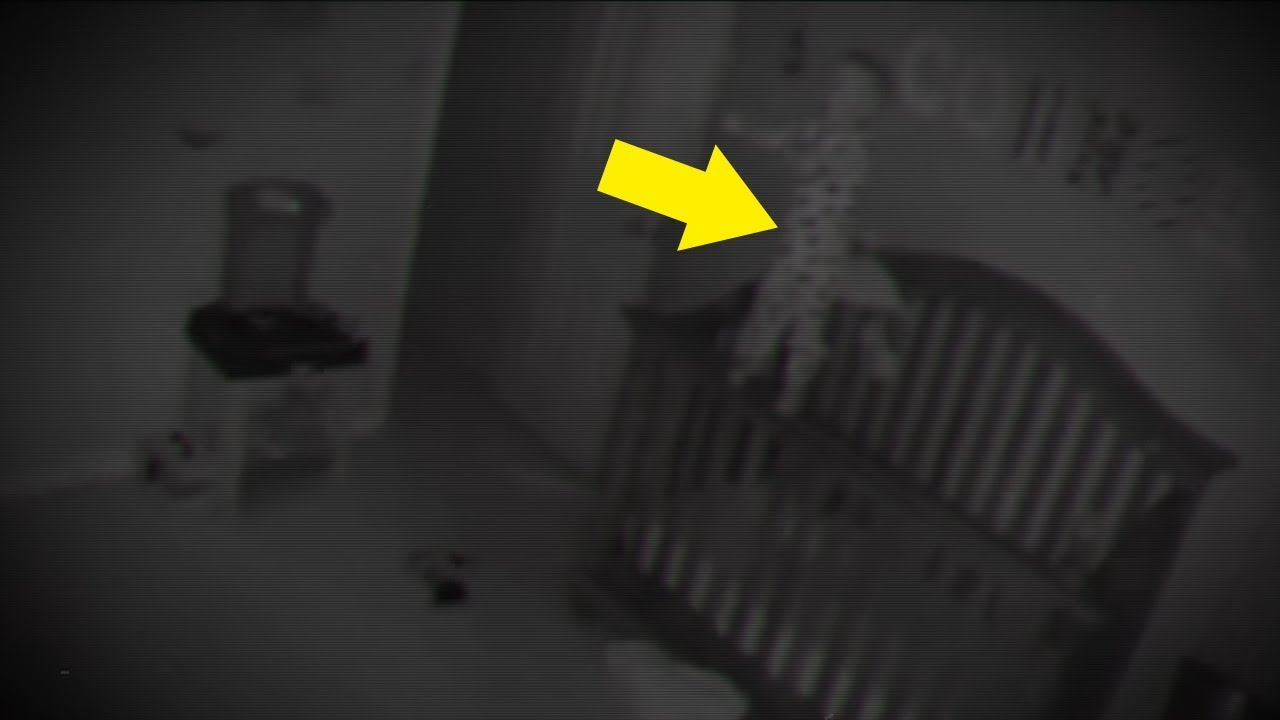 5 Scary Moments Caught On A Baby Monitor Youtube