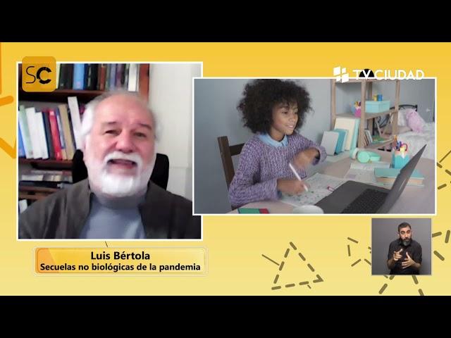 SobreCiencia - Secuelas no biológicas de la pandemia y más.