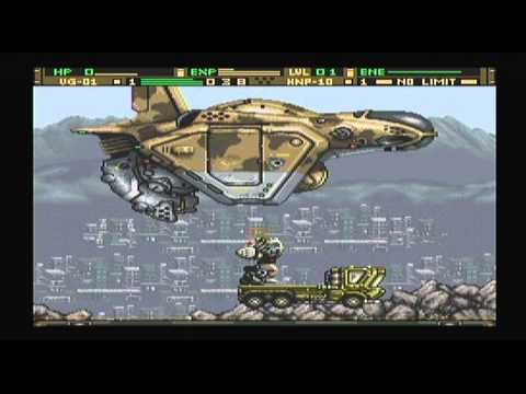 Front Mission Gun Hazard Snes Youtube