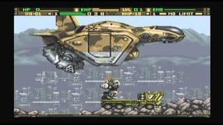 Front Mission: Gun Hazard (SNES)