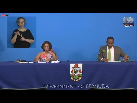 Government Press Conference on Covid-19, Sept 1 2020